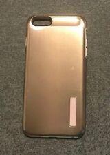 Incipio iPhone 6S Plus Case, DualPro SHINE Cover- Rose Gold/Pale Pink