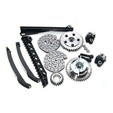 New Fit Ford F-150 F-250 Lincoln 5.4 TRITON 3-Valve Timing Chain Kit Cam Phaser