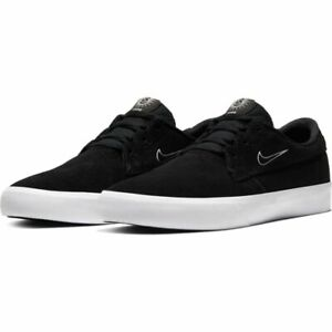 Nike SB Shoes Shane O'Neill Black/White-Black USA SIZE Pro Skateboard Sneakers
