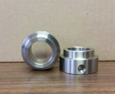 NEW Pair of Stainless Steel Shaft Collars