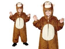 Enfants Déguisement singe animal singe Déguisement Jungle SEMAINE DU LIVRE NEUF