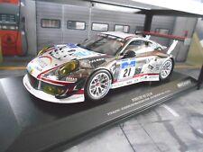 PORSCHE 911 991 R GT3 24h Nürburgring 2016 Manthey Wochenspiegel Minichamps 1:18