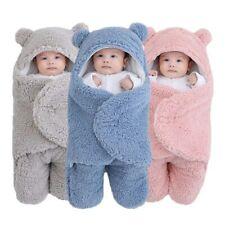 Baby Kinderwagen Winter Einschlagdecke Wickeldecke Schlafsack Decke für Warme DE