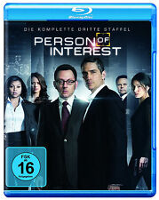 Person of Interest - saison 3 NEUF Blu ray #