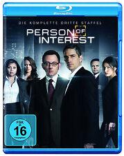Person of Interest - saison 3 NEUF Blu ray #