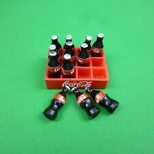 Scale Coke bottles & crate - body accessories for 1:10 RC Rock Crawlers - SCX10