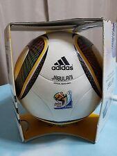 Adidas Jabulani Size 5  ORIGINAL 2010 South Africa FIFA World Cup Match ball.