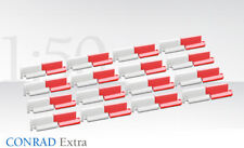 """1:50 Scale Conrad Lane Dividers / Barriers,  """"Brand New"""" Code 3"""