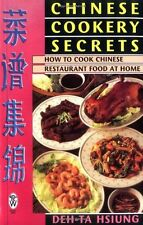 CHINESE COOKERY SECRETS: How to Cook Chinese Restaurant Food at Home (Right Wa,