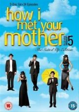 How I MET Your Mother The Complete Fifth Season 5039036044042 With Jason Segel