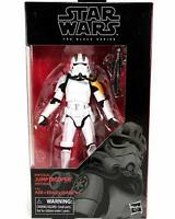 "Star Wars: The Black Series Imperial Jumptrooper Figure 6"" GameStop Exclusive"