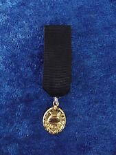 Deutsches Verwundeten Abzeichen Gold Miniatur Orden 57er 15mm