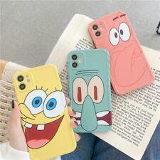 Iphone 7 8 Plus X Xs Xr 11 Pro Max Se Case Fashion Cute Cartoon Funny Tpu Cover