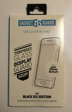 Gadget Guard iPhone SE iPhone 5 5s Black Ice Tempered Glass HD Screen Protector