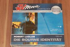 Robert Ludlum - Die Bourne Identität (Hörbuch 4xCD) (Neu+OVP)