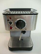 Cuisinart Espresso Cappuccino Latte15 Bar Maker Stainless Steel Em-100, Parts =