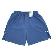 Mens running shorts size XL NWT Dri-Fit indigo blue Greenlayer Portland Oregon