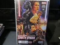 Star Wars Darth Vader (Marvel) #15A 2016 Brooks Variant (NICE)