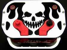 Skull Billet Optima Battery Tray/Box/Bracket 34/78 D34-Mopar/Chevy/Ford Car Show