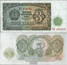Bulgarije 81a ongecirculeerd 1951 3 Leva