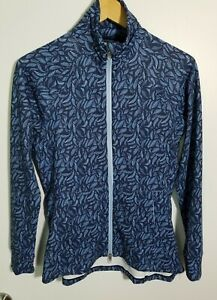 1 NWT PETER MILLAR WOMEN'S JACKET, SIZE: SMALL, COLOR: NAVY/BLUE FEATHERS (J283)