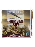 Humber Boy B by Ruth Dugdall CD Audio Book Unabridged on 8 Discs Pennt McDonald