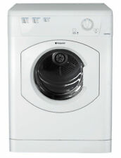 Stainless Steel Vented Tumble Dryers