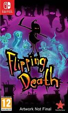 PREORDER 5 October 2018 - Flipping Death for Nintendo Switch