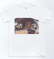 Chewbacca Retro T Shirt Cool Indie 80s Star Wookie Movie Wars Tee