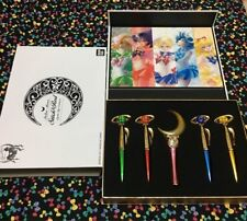 Sailor moon Official Fan club Limited Stick & Rod Light Up Edition FC 2017 F/S