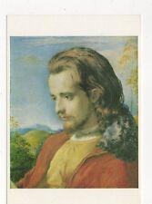 Miniature by G Richmond Samuel Parker Art Postcard 608a