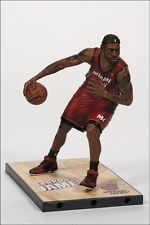 Lebron James Basketball Figure in a Miami Heat Uniform