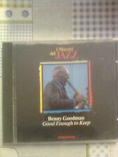 I MAESTRI DEL JAZZ - BENNY GOODMAN - (ED. DE AGOSTINI)  CD