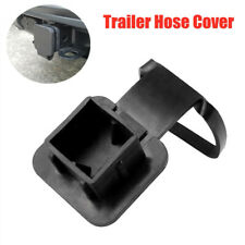 Universal Trailer Hitch Receiver Plug Cover Cap Dust Protector for Van Truck Car