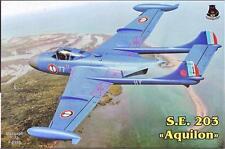 S.e.203 AQUILON blu navy francese guerra fredda EX Frog modello Sea Venom 1/72 IOM