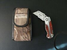 Craftsman Box Cutter Tool + Realtree Camo Holder