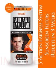 Emami Fair & and Handsome Skin Lightening Fairness Cream, Multi Vitamins, SPF 15
