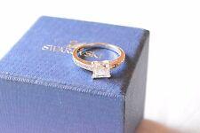Swarovski Attract Square Ring size 55 5032916 $99
