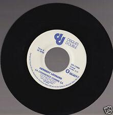 """JEAN LAPOINTE Les Filles Les Moins Jolies/L'Hiver, L'Ete 45 RPM 7"""" Vinyl CO-104"""