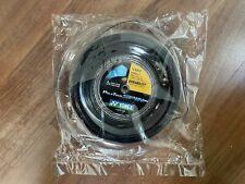 Yonex Poly Tour Spin 16L Reel (1.25mm Tennis String) PTS. 200m 656ft. Black, New