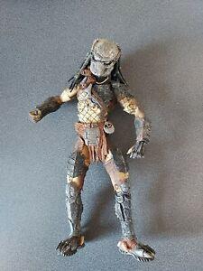 2008 Neca Alien vs Predator Requiem Wolf Predator Masked Action Figure Rare