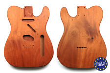 TELECASTER 50s Body Electric guitar 1 piece Honduras Mahogany vintage style