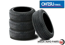 4 X New Falken @ Ohtsu FP7000 195/65R15 91H BLT All Season Performance Tires
