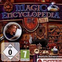 MAGIC ENCYCLOPEDIA 1 + 2 | PC | NEU & SOFORT