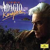 Summer Adagio: Karajan (CD, Jun-1997, DG Deutsche Grammophon)
