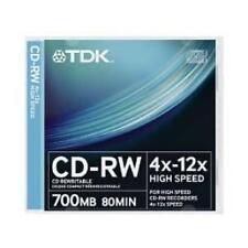 TDK CD-, DVD- & Blu-ray 700 mit MB
