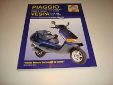 Reparaturanleitung Piaggio / Vespa Roller 1991 - 1998