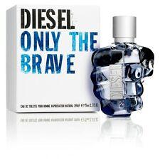 Diesel Only The Brave 125ml Eau De Toilette EDT NEW & CELLO SEALED