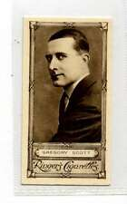(Jn613-100)Edwards Ringer&Bigg,Cinema Stars,Gregory Scott,1923 #37