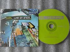 CD-WEB-LIKE AN ANGEL-RADIO MIX/ANGEL EDIT-PIERLUIGI GIOMBINI(CD SINGLE)00-2TRACK